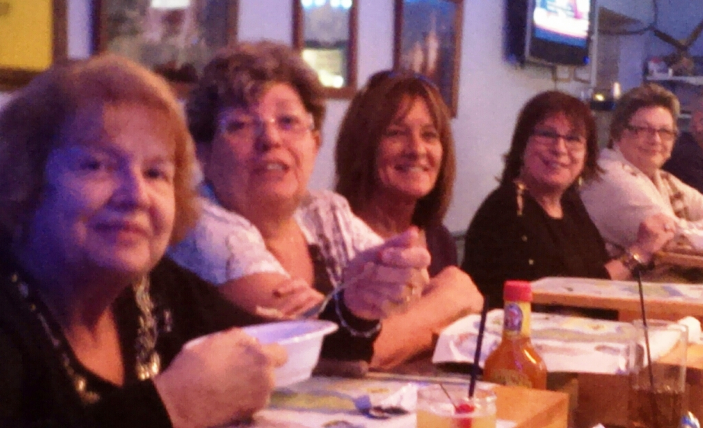 01-17-2014 Lovely Ladies - Nancy, Linda, Julie, Jeanette, & Catherine