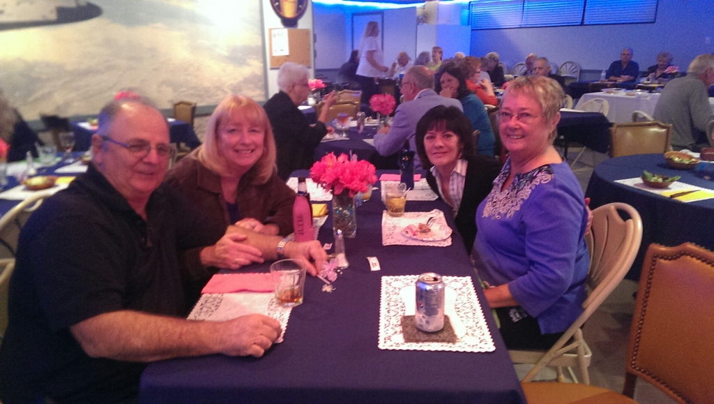 01-25-2014 Andy, Judy, Lynn & Nancy