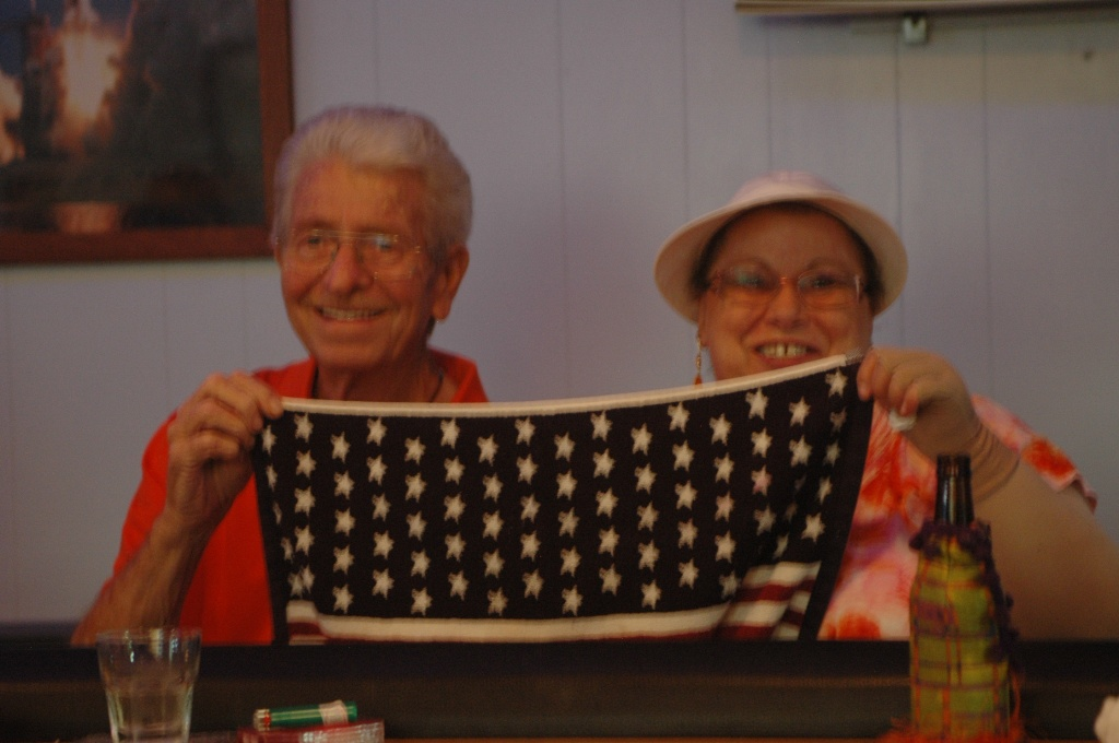 05-27-2013 Dianne & friend - Memorial Day