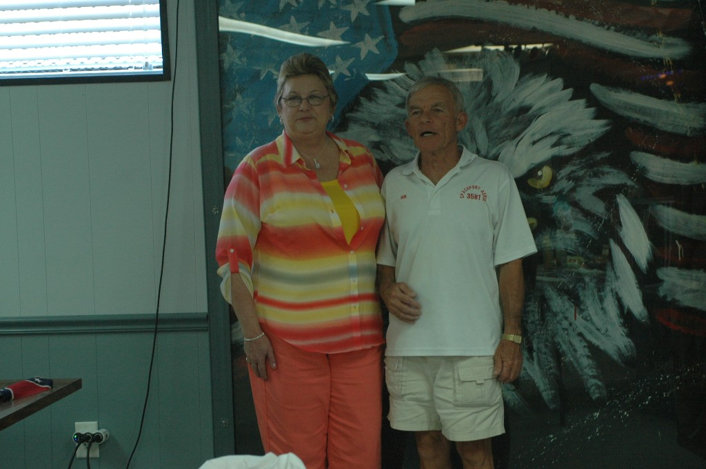 05-27-2013 MP Catherine & WP Bob - Memorial Day