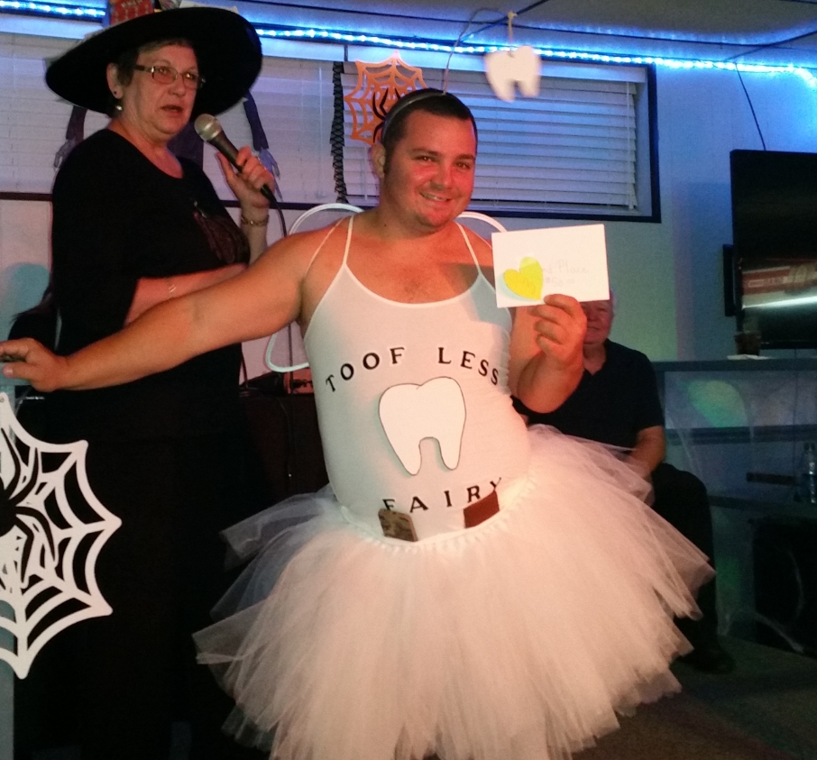 10-31-2015 Halloween 2nd place